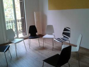 psicoterapia psicólogo psicóloga Eixample Balmes alemán coaching centro Barcelona humanista sistémico integradora constructivista